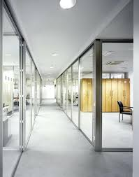 office sliding doors. View Larger Image Corporate Office Sliding Glass Doors And Interior Walls Block Wall Design