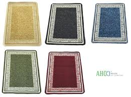 non slip floor mats machine washable kitchen rubber backed throw rugs for boats anti india uk