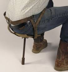 One legged milking stool from the 1920s