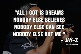 Rap Quotes About Dreams