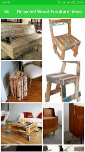wooden furniture ideas. Screenshot Recycled Wood Furniture Ideas 3 Wooden