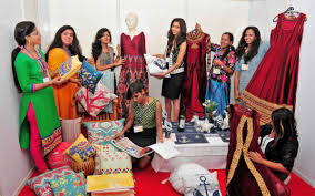 Fashion Designing Course In Andhra University Fashion Design Students Display Their Skills The Hindu