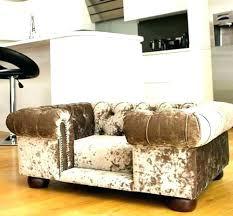 luxury dog bed furniture. Luxury Dog Beds Bed Furniture Sofa Crushed  Velvet .