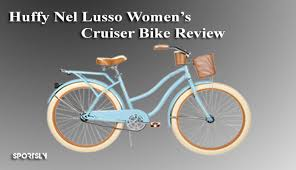 Huffy Nel Lusso Womens Cruiser Bike Review Sportsly