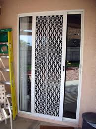 home security sliding glass doors home interior design awesome security sliding screen doors with sliding patio