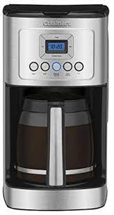 No other coffee maker i've had has done this. Cuisinart Dcc 3200 14 Cup Coffeemaker Review A Top Pick For Most People Foodal