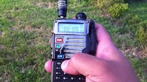 Amateur radio satellite mode