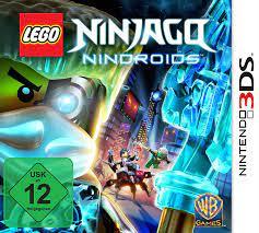 LEGO Ninjago: Nindroids : Amazon.de: Games