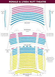 Skillful Revolution Live Seating Chart 2019