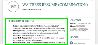 How To Make Simple Resume For A Job How To Write A Great Resume The Complete Guide Resume Genius
