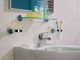 Decorative Accessories For Bathrooms Bathroom Glass Rack Toothbrush Holder Modern Bathroom Faucet 39