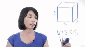 How to Find the Volume of a Cube - YouTube