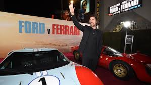 Ford even coordinated it so that both gt40s would finish at the same time and set up the perfect photo opportunity. Ford V Ferrari Stunt Coordinator On Working With Christian Bale Robb Report