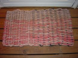 How to Make a Doormat Out of Recycled ROPE!: 9 Steps