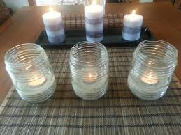 Diy Candle Holders Diy Candle Holders Cheap Table Decorations