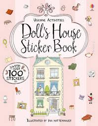 doll s house sticker book