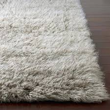 grey furry rug the super fuzzy rug were thinking for the nursery large grey furry rug