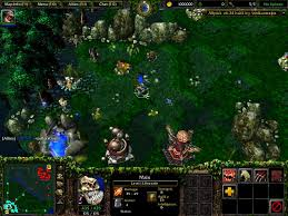 warcraft iii reign of chaos game giant bomb