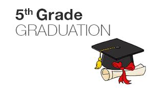 Image result for 5th grade graduation