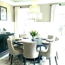 round table dining room sets for round dining table centerpieces how to decorate a round table