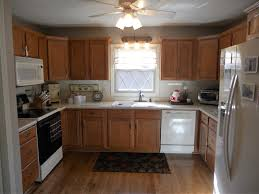 painted brown kitchen cabinets before and after. Wonderful Brown Antique_white_painted_kitchen_cabinets_before_jan_2016_012 Inside Painted Brown Kitchen Cabinets Before And After