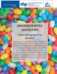 Ingredientes Secretos Qui N Sabe Qu Hay En Tus Alimentos