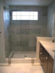 Bathrooms Without Tiles Walk In Shower Without Doors Doorless Shower What Is Walk In