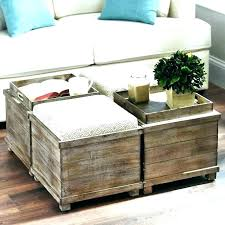 coffee table with baskets coffee table with storage coffee table with storage ottomans cream ottoman coffee
