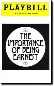 the importance of being earnest broadway circle in the square the importance of being earnest broadway circle in the square theatre tickets and discounts playbill