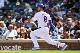 Chicago Cubs: Lately, Ian Happ has been ...