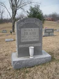 Nona Elizabeth Stafford Heath (1908-1932) - Find A Grave Memorial