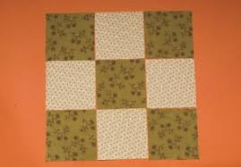 Nine Patch Lesson 1: Basic Piecing with Charms - Quilting Tutorial ... & Nine Patch Lesson 1: Basic Piecing with Charms Adamdwight.com