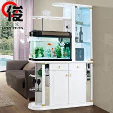 wall cabinet office. aquarium entrance foyer between cabinet office meal side partition wall shoe lockers