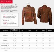 leather jacket size chart size guide leather jacket men women skintoll