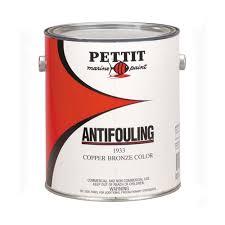 Pettit Copper Bronze Antifouling Bottom Paint