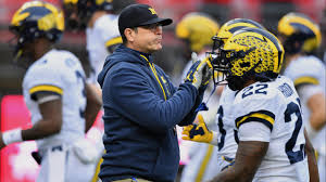 Michigan Football Scholarship Chart Michigan Football Roster Jersey Numbers Revealed For 25