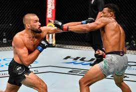 UFC Fight Island: Abu Dhabi sagt Las Vegas den Kampf an