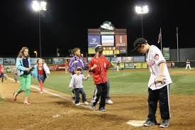 Kids Run The Bases After Every Squirrels Weekend Home Game