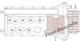 Carmanualshub.com automotive pdf manuals, wiring diagrams, fault codes, reviews, car manuals and news! Fuse Box Diagram Mercedes Benz Sprinter W906 2006 2018