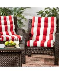 Last Minute New Year s Bargains on Outdoor High Back Cabana Stripe
