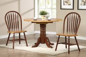 Drop Leaf Kitchen Table Chairs Modern Drop Leaf Kitchen Table Wooden Chair Brown Mahogany