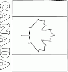 Small Picture Canadian flag coloring page Printable coloring pages