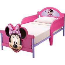 Minnie Mouse Bedroom Curtains Delta Children Disney Minnie Mouse 3d Convertible Toddler Bed