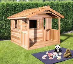 wood playhouses outdoor kids playhouses wooden playhouse kits cedar playhouses