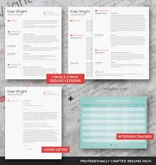 Resume Complete The Minimalist Complete Resume Pack Freesumes