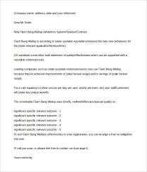 9+ Sales Letter Templates – Free Sample, Example Format Download ...