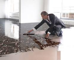 Ultra Modern Flooring by Senso seamless resin floors Impressions