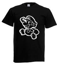 Herren T Shirt I Baby Super Mario Sprüche Fun Lustig Bis Free Shipping Unisex Casual Tee Gift