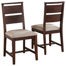 wooden dining chairs images