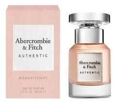 Купить <b>Парфюмерная</b> вода Abercrombie & Fitch <b>Authentic Woman</b> ...